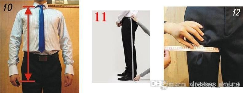 Top Quality Slim Fit 2015 Groom Tuxedos Light Grey Side Slit Groomsmen Mens Wedding Prom Suits Cheap Custom Made Jacket+Pants+Tie+Vest