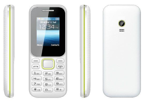 New SOS Flip Design Mobile Phone for Kids Senior Citizen w/ MP3 FM Radio Camera 00022