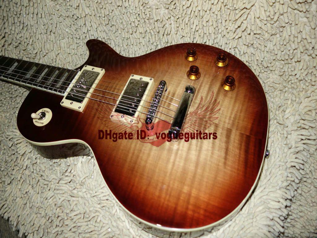 new Custom shop Stock Guitar Honey burs Electric Guitar Guitars China guitar