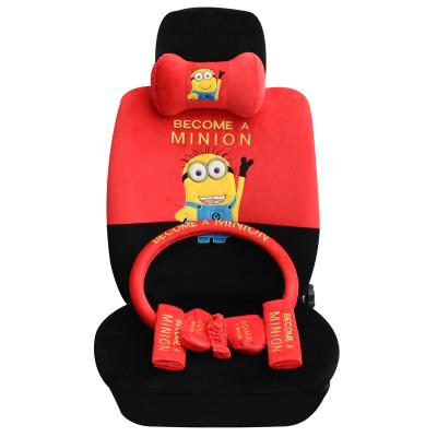 New Minion Car Seat Covers Accessories Set TL 065H Online With 20343 Piece On Oilandwatchess Store