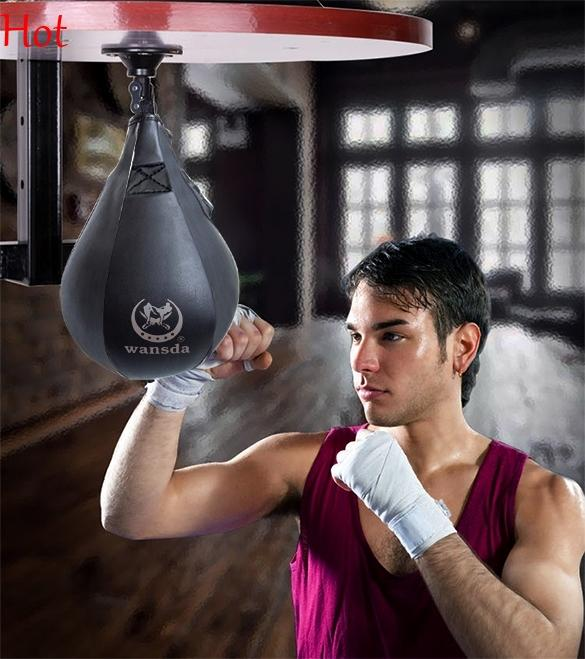 Best Punching Boxing Speed Ball Punch Bag Equipment ...