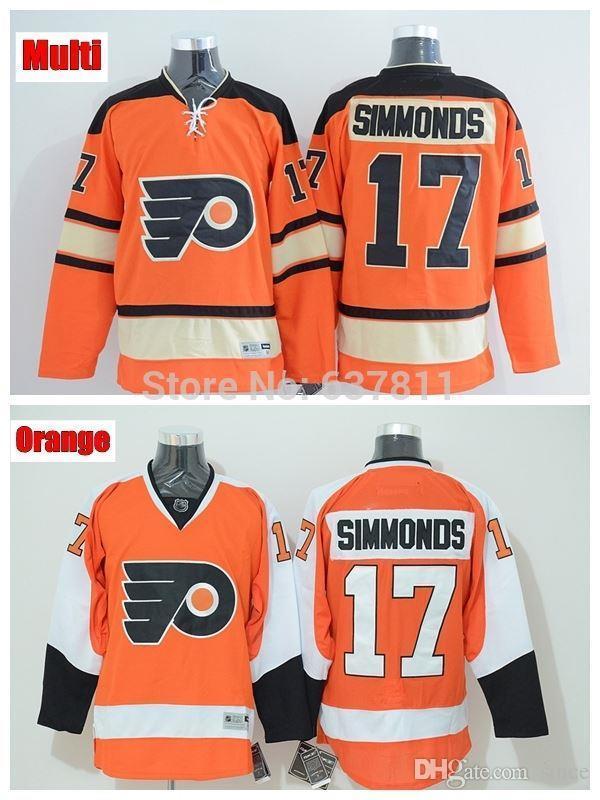 more photos 47b17 38a9c 17 wayne simmonds jersey mikes