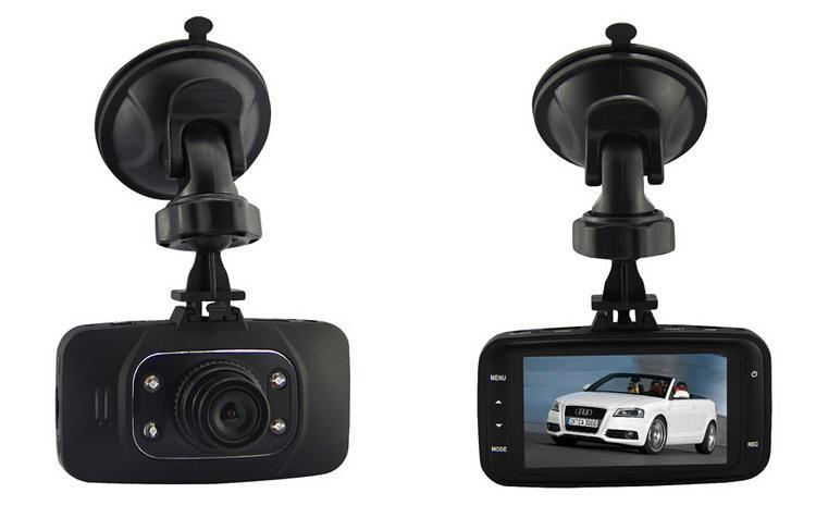 "Original GS8000L 1080P Full HD 2.7"" inch TFT LCD Screen G-sensor 140° degree Car DVR Dash cam Road Driving Video recorder Camera HDMI IR"