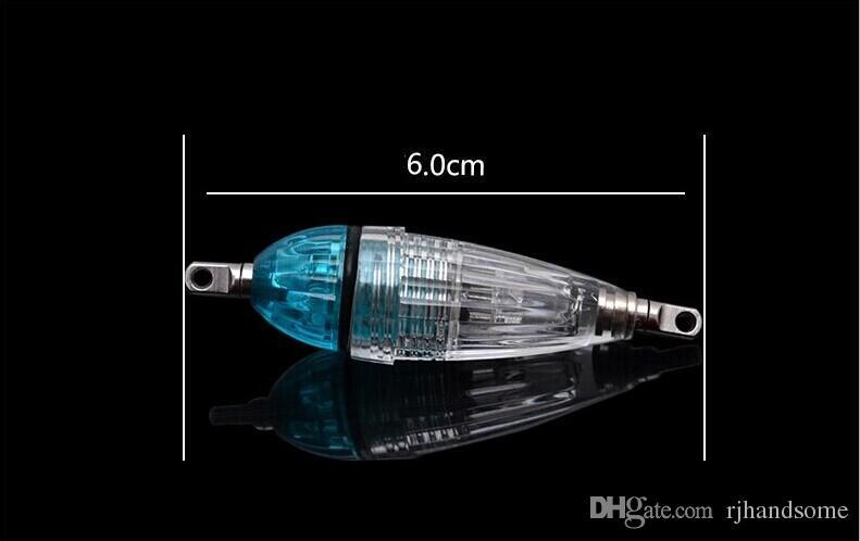 Светодиодные рыболовные приманки лампы мини глубокое падение подводный Рыбалка кальмар приманки приманки мигающий свет FL001-5