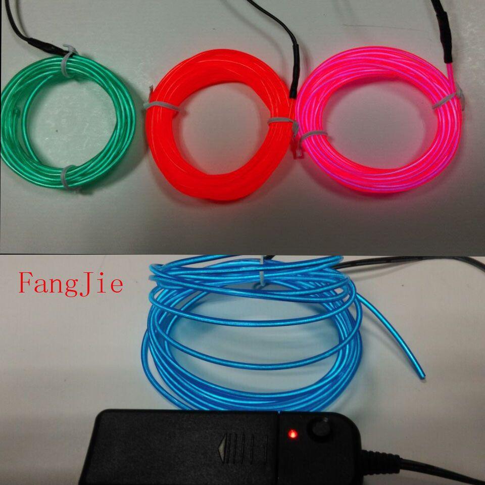 2018 Christmas Light Diy Led Fairy Light Rope String Lighting 3m ...