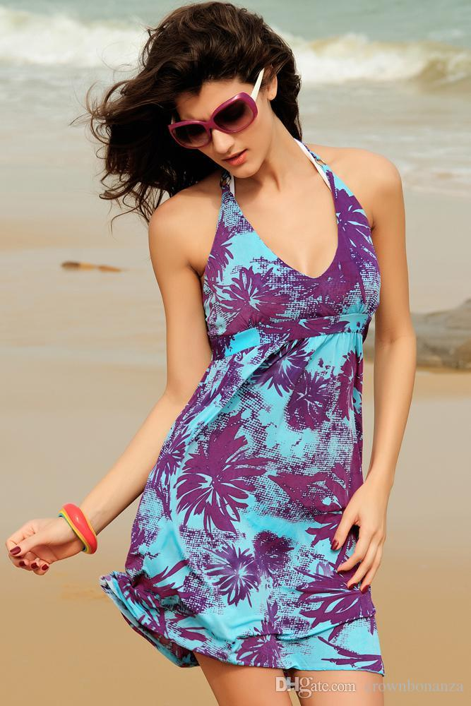 Hawaii Beach Fashion Dress