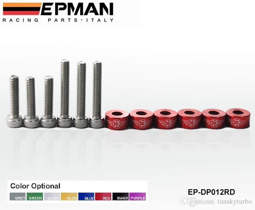 Tansky - Metric Cup Washer Kit Epman 6mm VTEC Solenoid för HONDA B-serie Motorer EP-DP012, har i lager