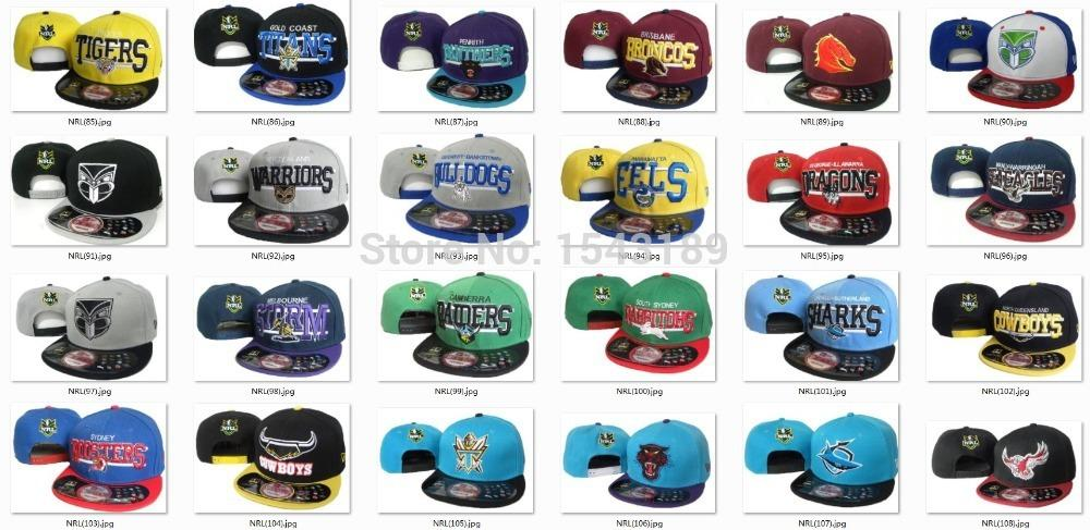 ALl New NRL Snapback AFL Cap Sport Baseball Hats Men Caps Football  Snapbacks New Zealand Australia Cool Caps Flat Brim Hats From Windeal 8d850ac8e9e