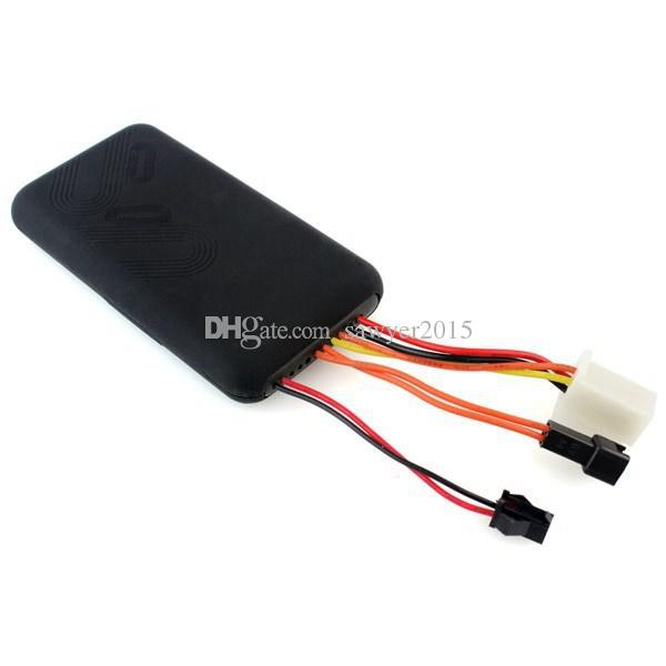 GT06 Vehicle GPS Tracker Global Real Time quad-bands GSM GPRS tracker locator SOS Alarm PC tracking system GT06