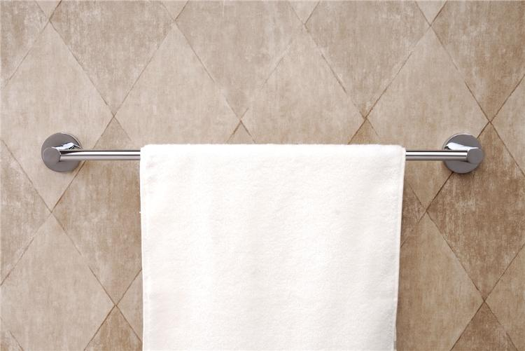 bathroom frame single layer of 304 stainless steel wall hanging towel bar 40cm 80cm five from nancy3391 dhgate