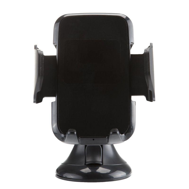 Titulaire du chargeur de voiture sans fil 10w Antye Qi véhicule dock de chargement sans fil pour iphone X XS MAX chargeur Samsung S9 note9 S10
