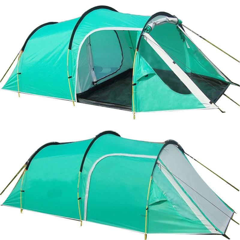 Wholesale Outdoor C&ing Tents Family Party Travelling Tent 3 4 Person Mountain Tent One Bedroom u0026 One Living Room Waterproof Event Tent Tent Sales 4 Man ...  sc 1 st  DHgate.com & Wholesale Outdoor Camping Tents Family Party Travelling Tent 3 4 ...