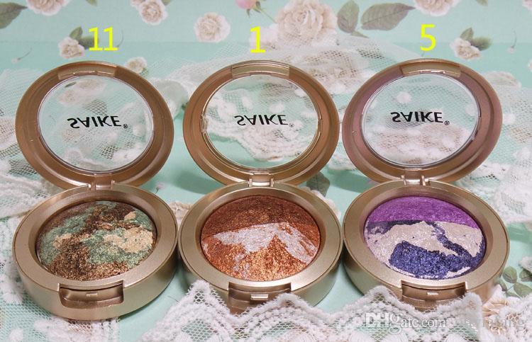 Pro Makeup Kit mineral eyeshadow palette baked roast eye shadow multi color glittering eyeshadow naked nude makeup kit eye shadow