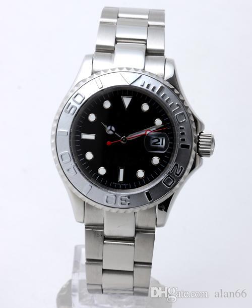 b892c601eeb0 Compre Reloj De Pulsera De Mujer Cara Blanca Plata Acero Inoxidable Lady  Luxury Masters Fecha Automático Mecánico Moda Vestidos De Mujer Relojes  Mujer ...