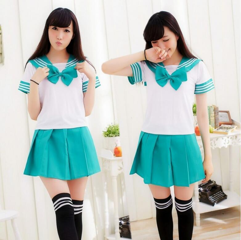 Japanese Middle School Uniform