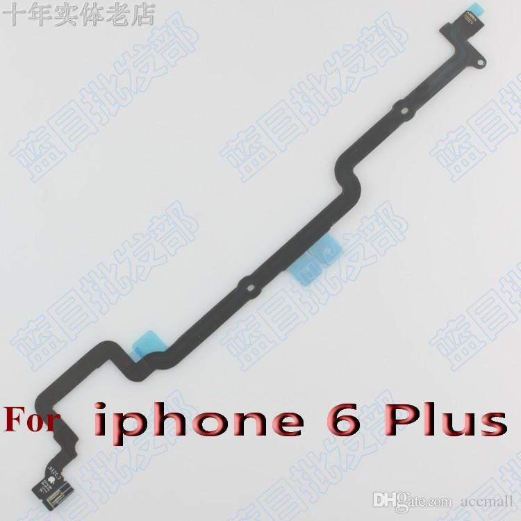 Для iPhone 6 Plus главная кнопка Меню Flex ленточный кабель замена части материнской платы Материнская плата расширенный разъем для iPhone6 4.7 5.5 дюймов
