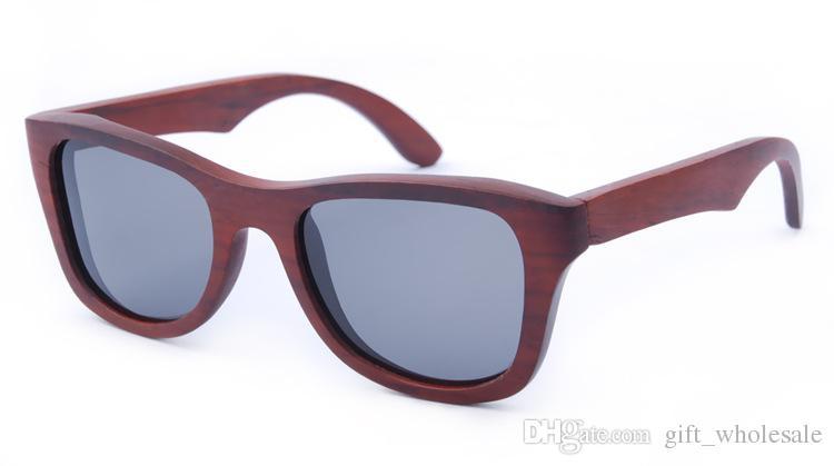 06bb3d7364 Compre 2016 Más Nueva Moda Cebra Gafas De Sol De Madera Marcos De Anteojos  De Sol Gafas De Sol UV400 Lente Polarizada Marca Gafas De Sol 15 ESTILOS A  $15.23 ...