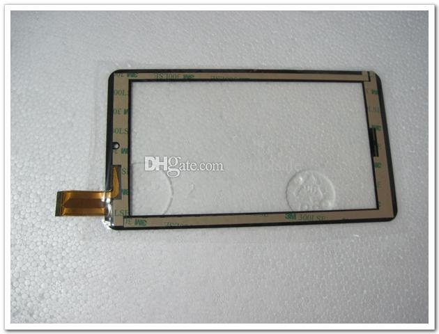 """Replacement 7"""" Capacitive Touch Screen FM706701KE ZP9142-7 Digitizer Panel For Onda V703 dual-core V701S / V711S quad core Tablet PC"""