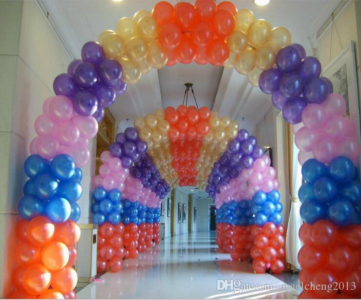 12 inch high quality latex balloons for wedding party decoration 12 inch high quality latex balloons for wedding party decoration assorted color express shipping free wedding decor singapore wedding decoration packages junglespirit Choice Image