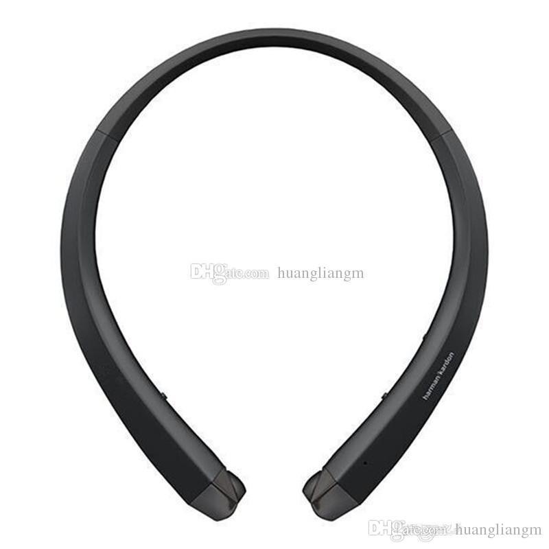 HBS910 actualización de TONE INFINIM Versión HBS900 Auriculares inalámbricos HBS 910 con collarín Bluetooth 4.1 HBS910 Auriculares deportivos con suave paquete de venta al por menor
