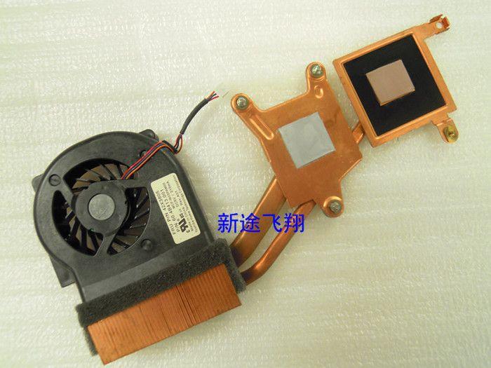 100% новый процессор кулер для ноутбука, охлаждающий вентилятор Радиатор для IBM Lenovo ThinkPad X60 X60S X61 X61S P / N: 42X3805