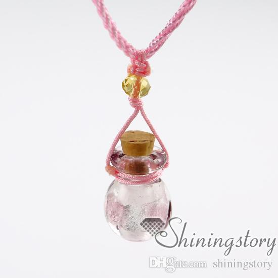 diffuser locket perfume small bottles oil diffusing necklace aromatherapy jewelry scents