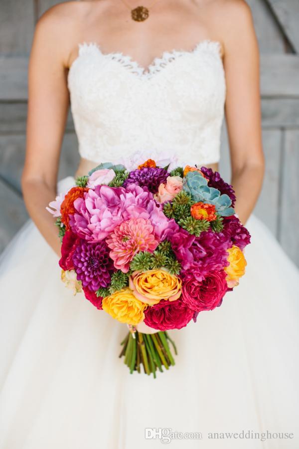 Traditional Ivory Wedding Dresses Sweetheart Cheap A Line Applique Lace Ribbon Romnatic Bridal Gown Vestido De Novia Plus Size