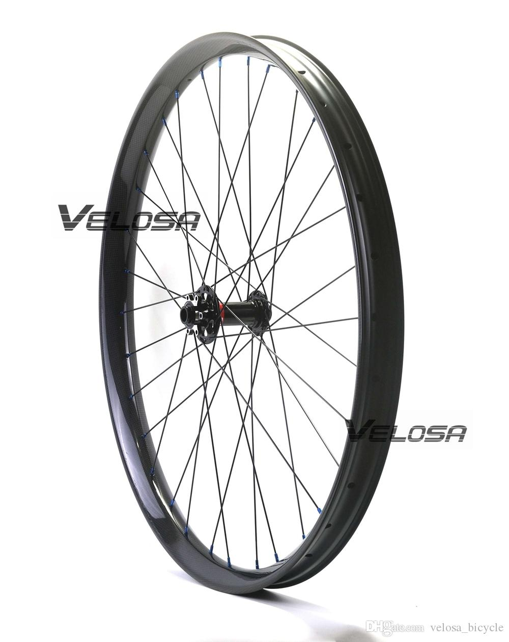29er Mtb Am Hookless Carbon Wheels 29 Inch All Mountain Wheelset