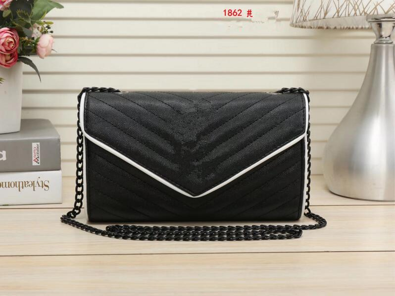 3e53ca4986 2018 NEW TOP AAA Designer Handbags Snake Leather Embossed Fashion Women Bag  Chain Crossbody Bag Brand Designer Messenger Bag Saca Main 1862 Cheap  Designer ...