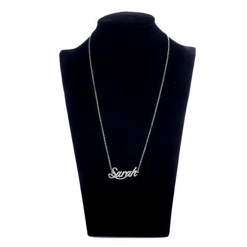 Kundenspezifische Namen Halskette Frauen Personalisierte Namensschild Halskette