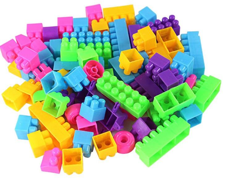 Best Toy Building Blocks For Toddlers And Kids : Big plastic building blocks toys quality variety
