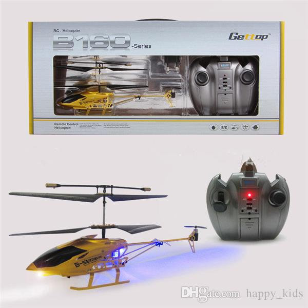 Remote Control Plane Drone Quadcopter Drones Camera Hd RC Helicopters Mini2.5CHRemoteControlLine And LEDLight Boy Toy2.4GHRCAirplane