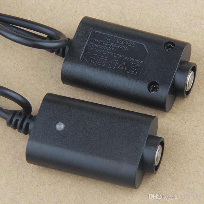 Caricabatterie USB sigaretta elettronica caricabatterie cavo USB di alta qualità eGo mini e cig sigaretta mods ego 510 thread batteria