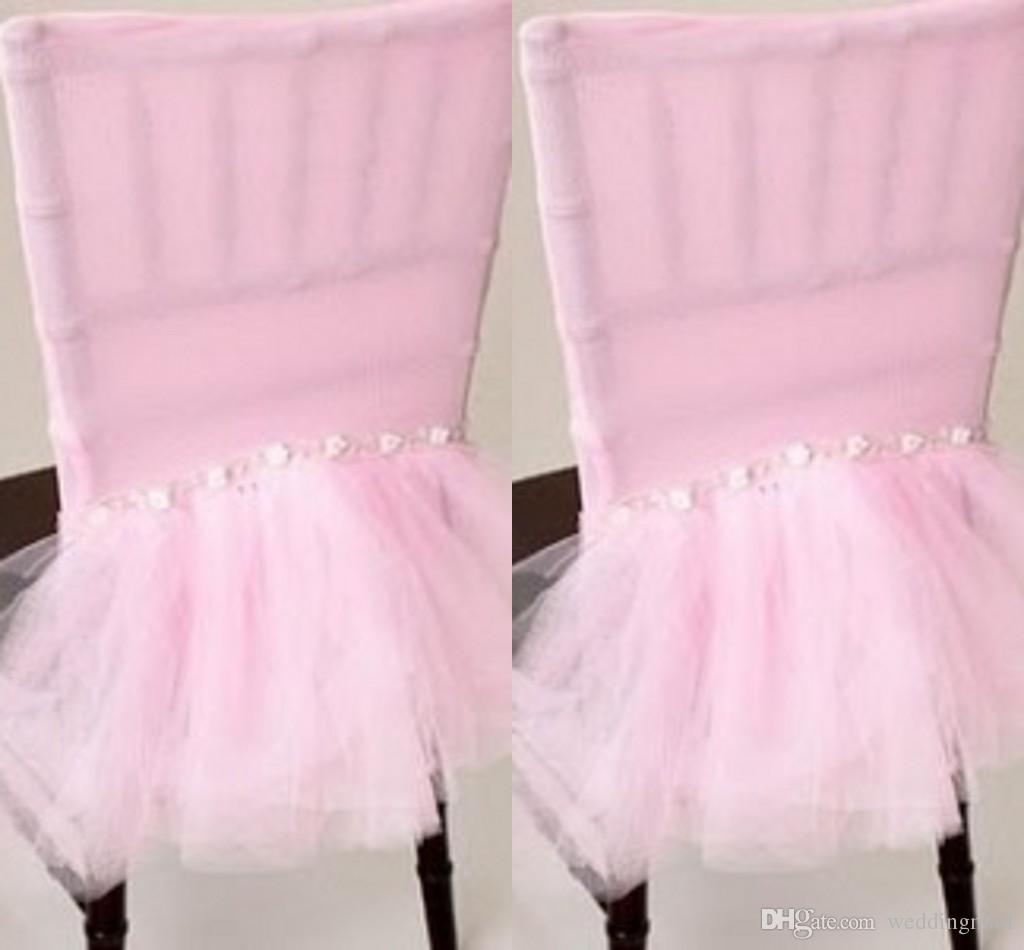 2018 2015 Blush Pink Chair Sashes For Weddings Wedding Decorations ...