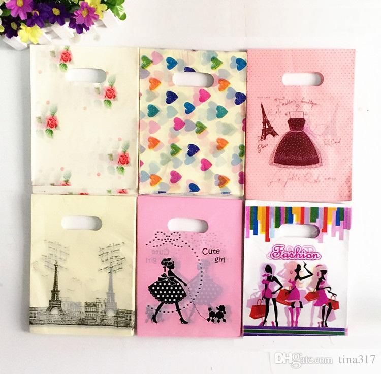 wholesale --Clothing bags jewelry bag gift bags new shopping portable bags 1838