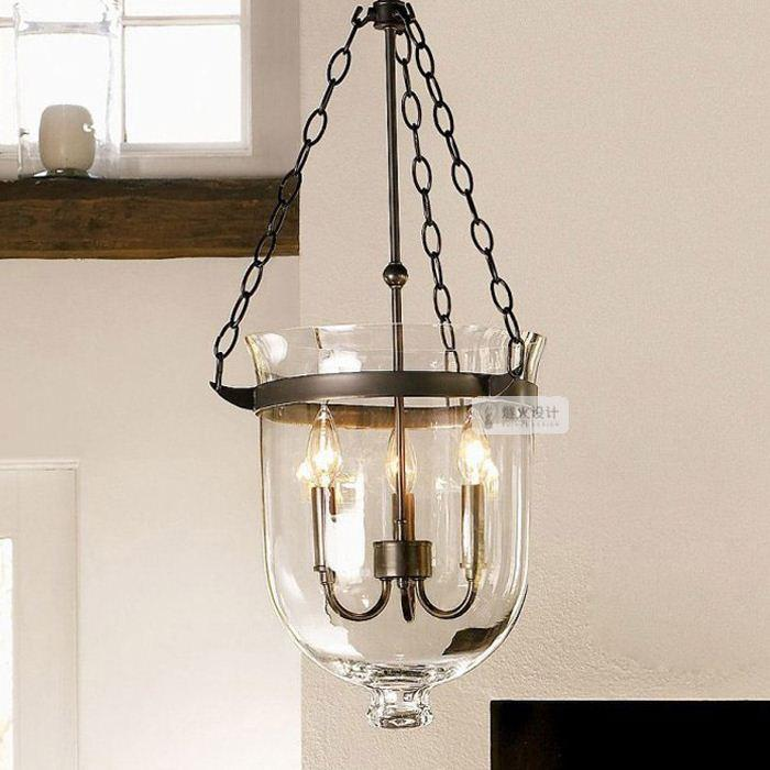 Lamp american style of the nordic brief large glass candle pendant lamp american style of the nordic brief large glass candle pendant light dining room pendant light living room lights lighting aloadofball Choice Image