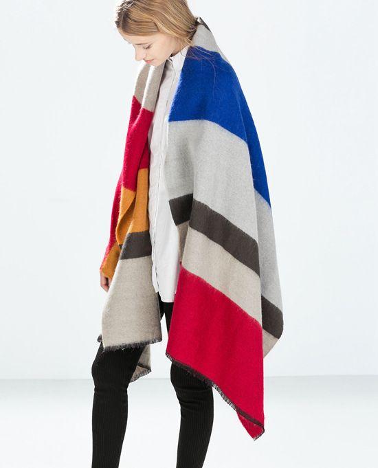 nuova 2015Lady Coperta da donna tartan oversize Sciarpa Arcobaleno Scialle avvolgente plaid Sciarpa primavera autunno inverno Pashmina