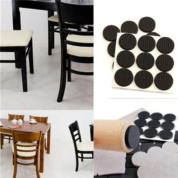 2018 Black Self Adhesive Furniture Protection Cushion Non Scratch Wall Chair Table Legs Floor Protector Pads From Wjp942017 $14.0 | Dhgate.Com & 2018 Black Self Adhesive Furniture Protection Cushion Non Scratch ...