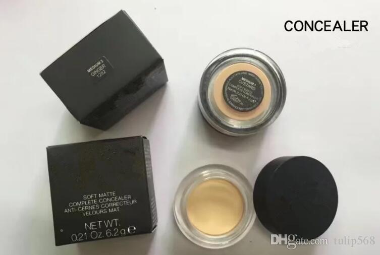 Brand Makeup Studio Concealer 6.2g 6 Different Colors Best Foundations Best Under Eye Cream From Tulip568, $2.04  DHgate.Com