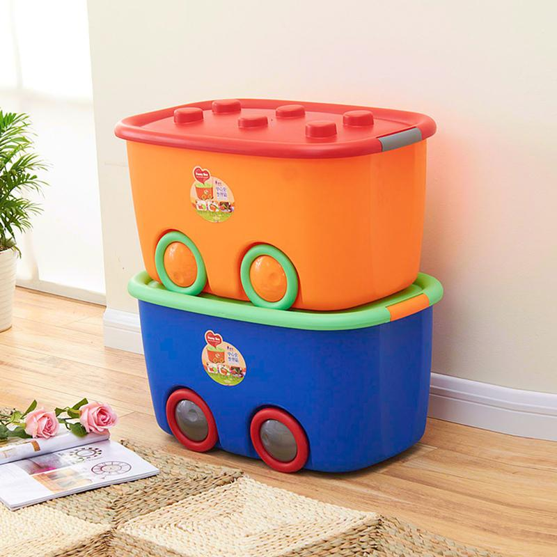 Beau Shun US Large Plastic Storage Box Pulley Thick Clothing Covered Storage Box  Baby Toy Storage Box Online With $183.83/Piece On Zhoudan5243u0027s Store |  DHgate. ...