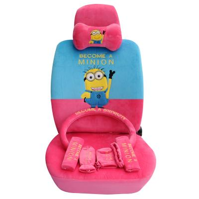 New Minion Car Seat Covers Accessories Set TL 069H Online With 21143 Piece On Meilirenwu007s Store