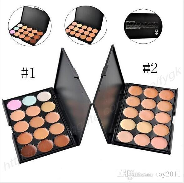 Concealer Profession make up Face Cream Maquiagens Skin Concealer Palette best quality 100% brand new High Quality