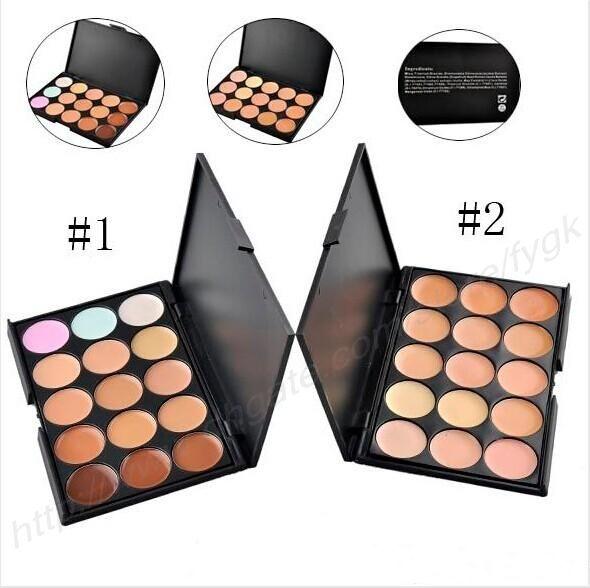 Mejor Perfecto Neutral Partido Maquillaje Sombra de Ojos Camuflaje Corrector Facial Paleta Sombra de Ojos Profesional de alta calidad Envío Gratis DHL
