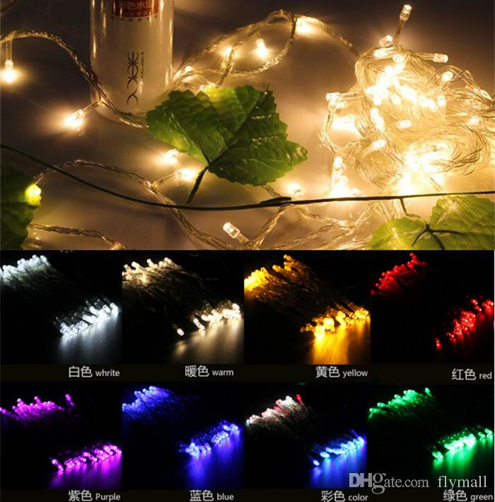 3xaa battery 2m 20 led string mini fairy lights battery power operated whitewarm whiteblueredyellowgreenpinkpurplemulti color battery powered led