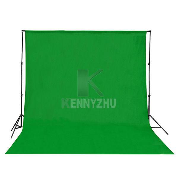 Verde Bianco 3x6m Grigio Blu Nero Photo Studio contesto della mussola di cotone Fotografia 10x20ft Sfondo