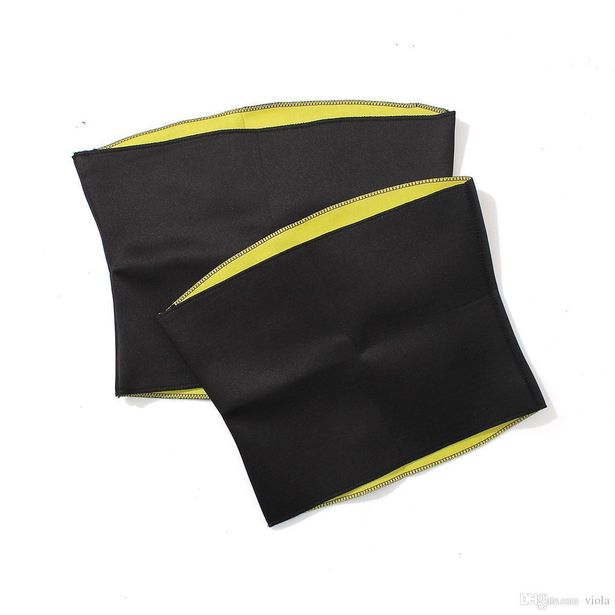 Women Hot Neoprene Body Shaper Slimming Waist Trainer Trimmer Corset Slim Belt Slimming Waist Trainer Cincher Yoga Belt