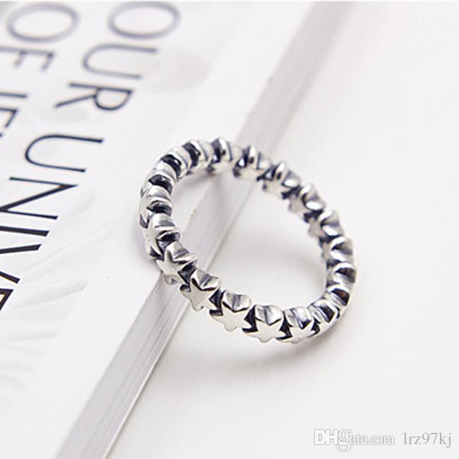2019 Fashion Jewelry Ring Women Ring European Pandora