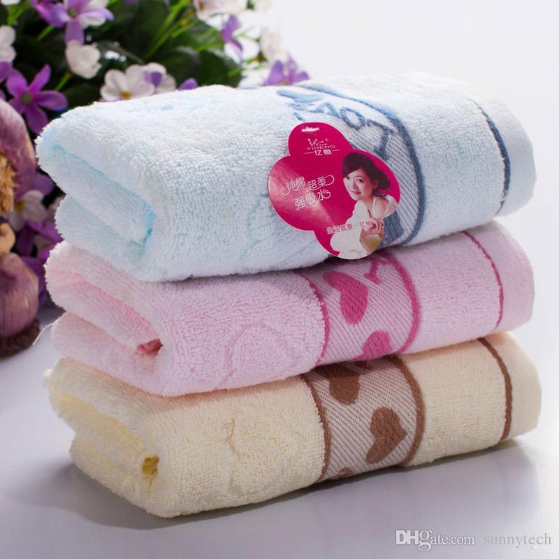 2016 nova toalha de algodão a granel toalha de praia spa salon wraps toalhas de terry adorável moda toalha grosso