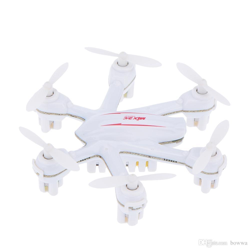 Marke RC Hubschrauber Spielzeug MJX X901 Upgrade Nano Hexacopte RC Mini Drohne 2,4 GHz 6 Achsen RTF Controller Fernbedienung Drohnen
