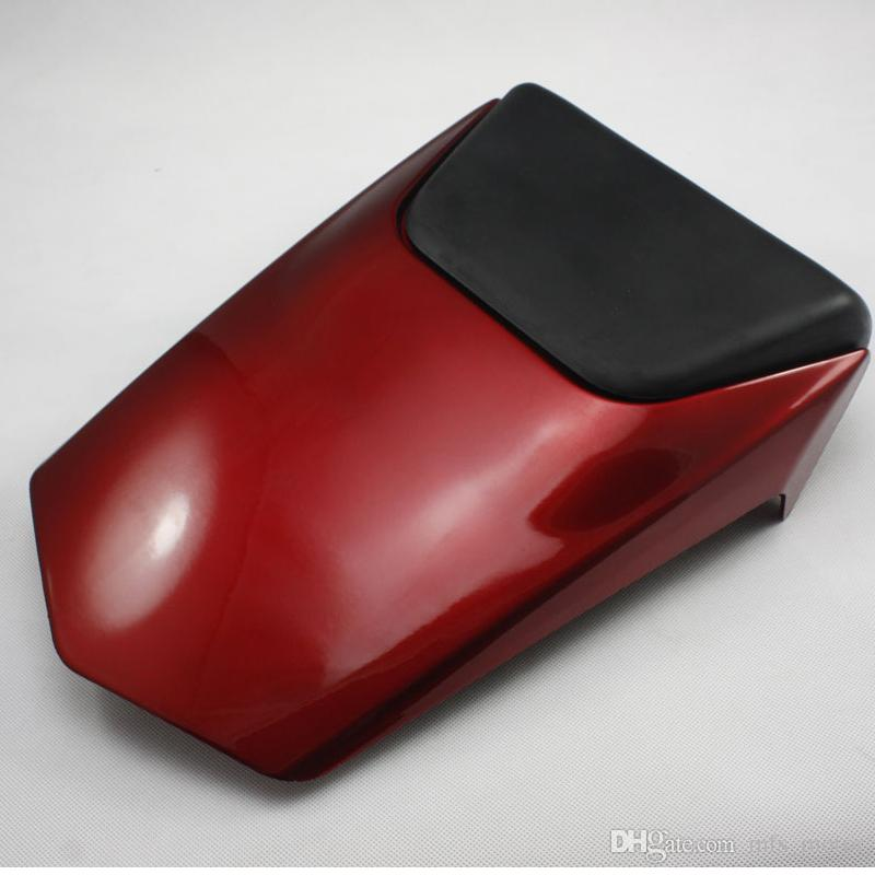 For YZF-R1 Motorcycle Rear Pillion Scarlet Injection ABS Seat Cowl Cover For Yamaha YZF-R1 2000-2001